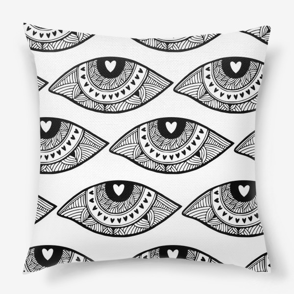 Подушка «Глаза любви»