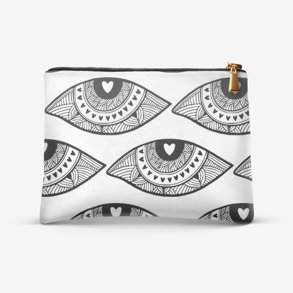 Косметичка «Глаза любви»