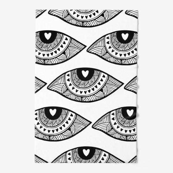 Полотенце «Глаза любви»