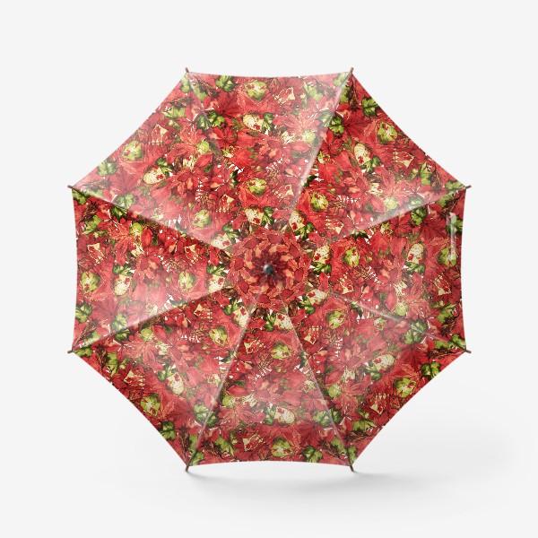 Зонт «яркая осень»
