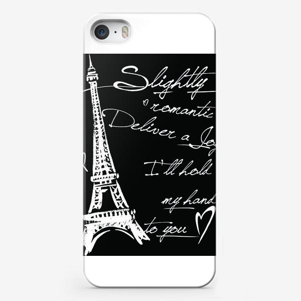 Чехол iPhone «ах,Париж!»