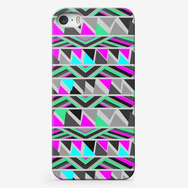 Чехол iPhone «абстрактный паттерн»