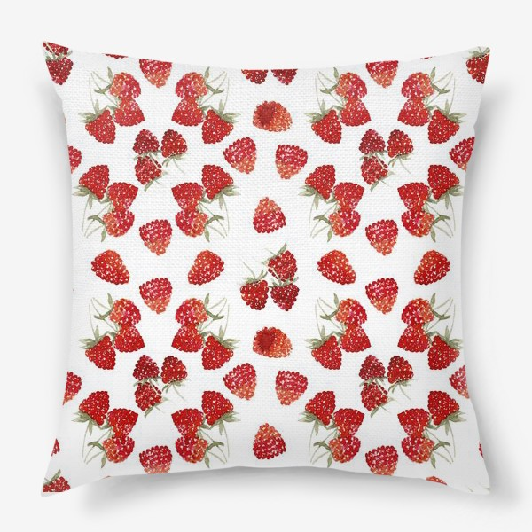 Подушка «Ягоды малины»