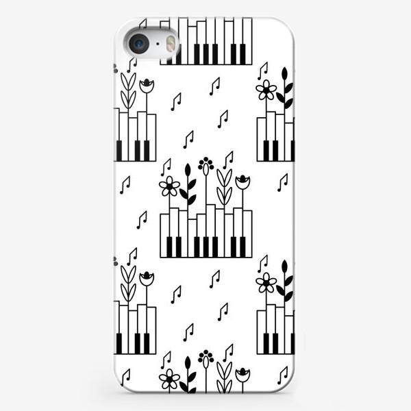 Чехол iPhone «Музыка природы»