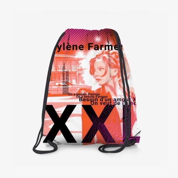 Рюкзак «Mylene Farmer»