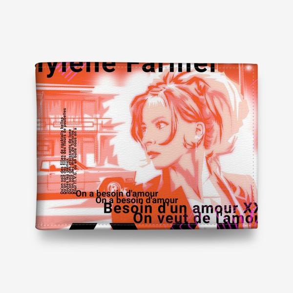 Кошелек «Mylene Farmer»