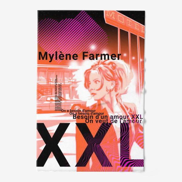 Полотенце «Mylene Farmer»