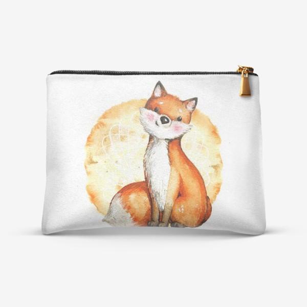 Косметичка «funny Fox»