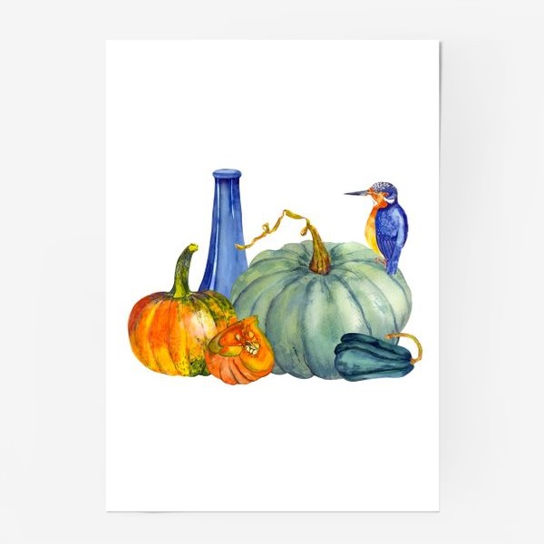 Постер «осень»