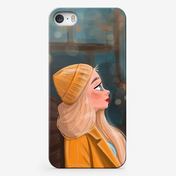 Чехол iPhone «Осенние мечты»