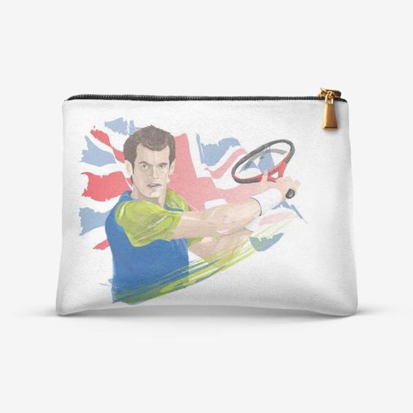 Косметичка «Спорт. Теннис. Энди Маррей»