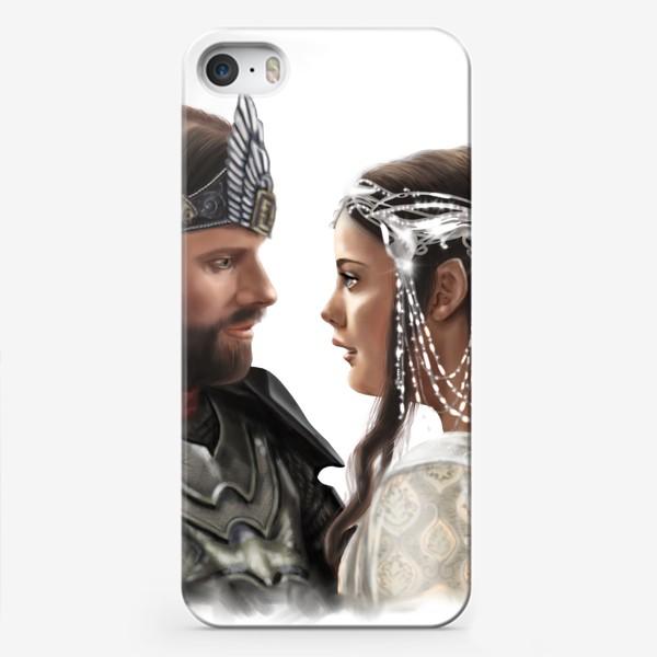 Чехол iPhone «Властилин »