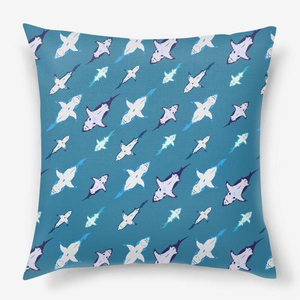 Подушка «Океанариум»