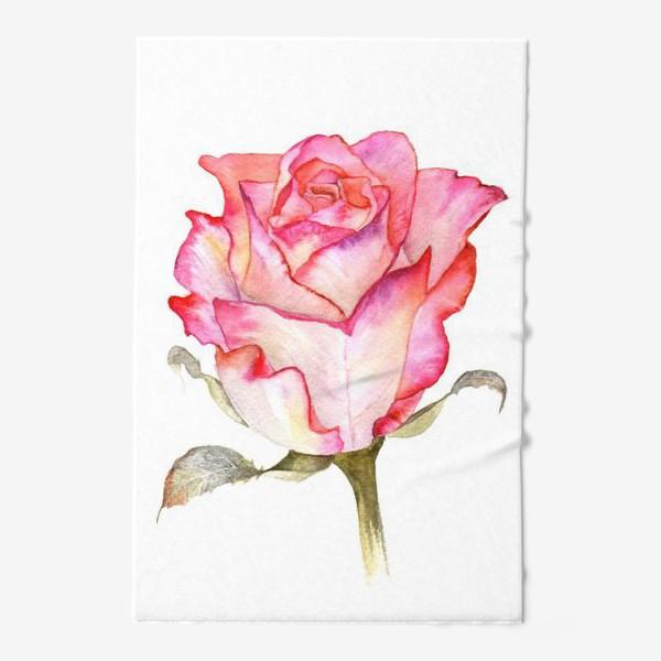 Полотенце «Роза»