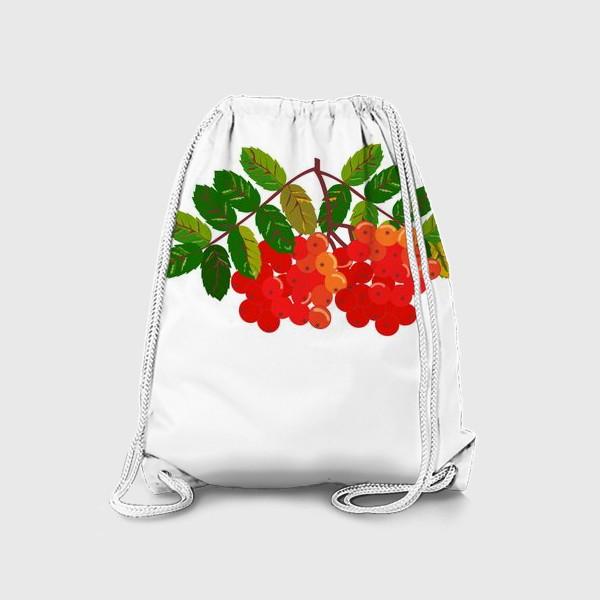 Рюкзак «Рябиновая кисть»