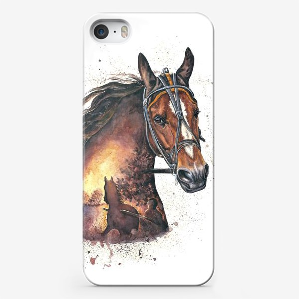 Чехол iPhone «Рассвет»