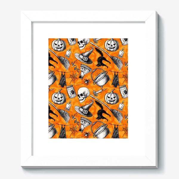 Картина «Винтажный Хэллоуин»
