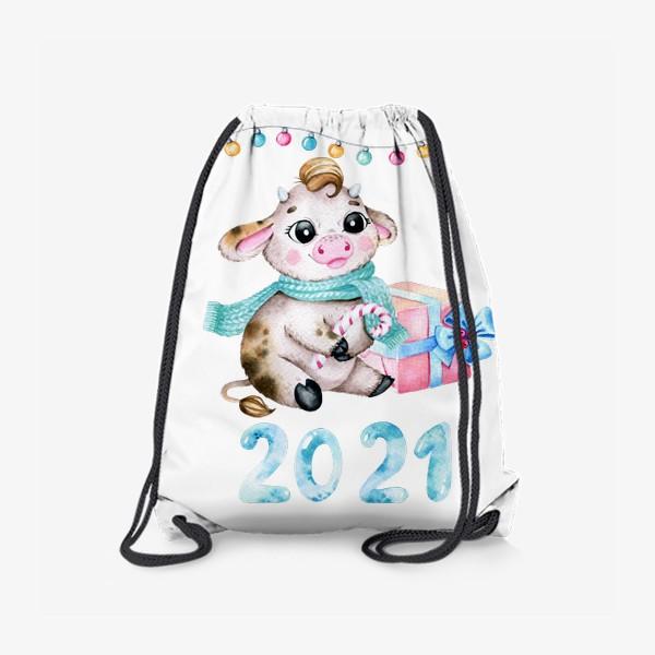 Рюкзак «Год быка 2021»