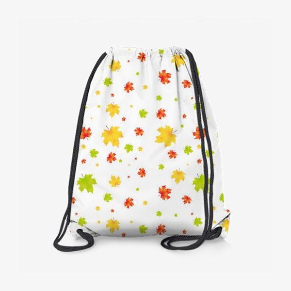 Рюкзак «Листопад осень»