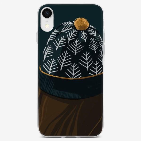Чехол iPhone «Жажда путешествий»