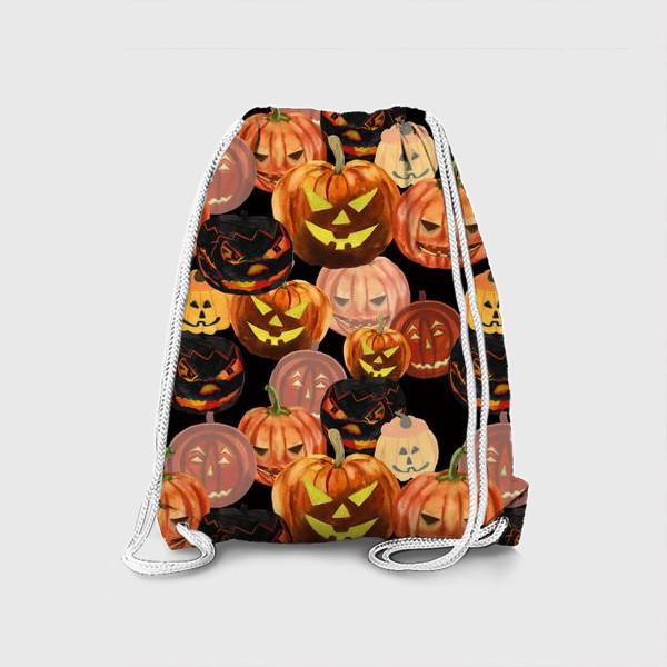 Рюкзак «Темный Хеллоуин»