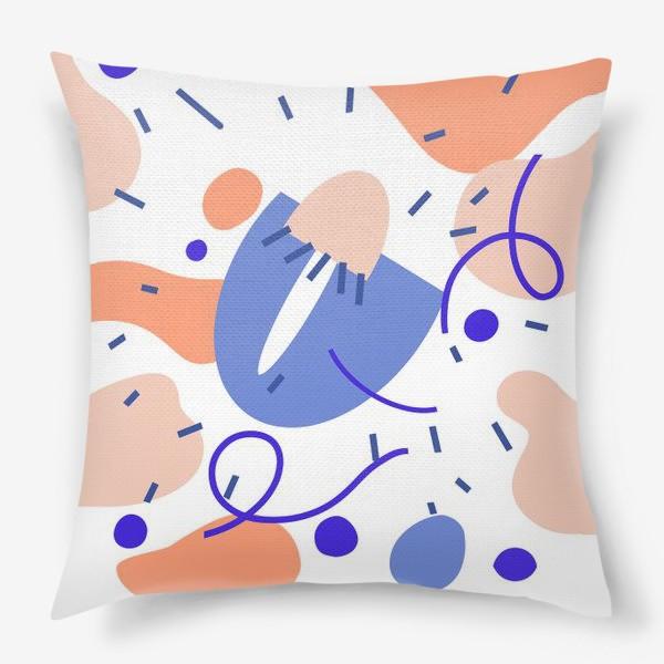 Подушка «Улыбнись»