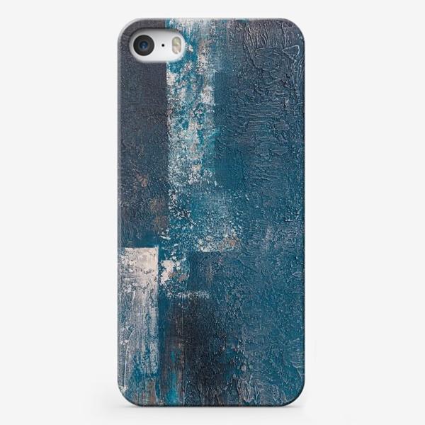 Чехол iPhone «indigo»