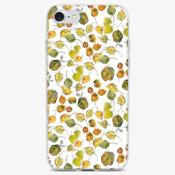 Чехол iPhone «листопадное»