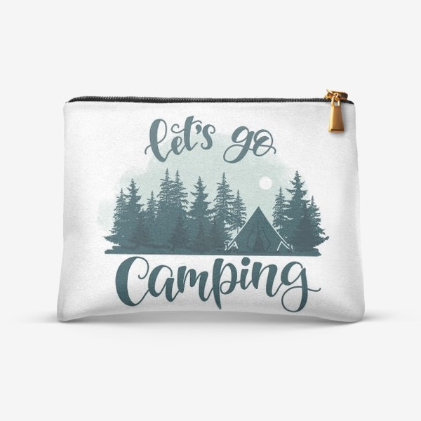 Косметичка «Let's go Camping»