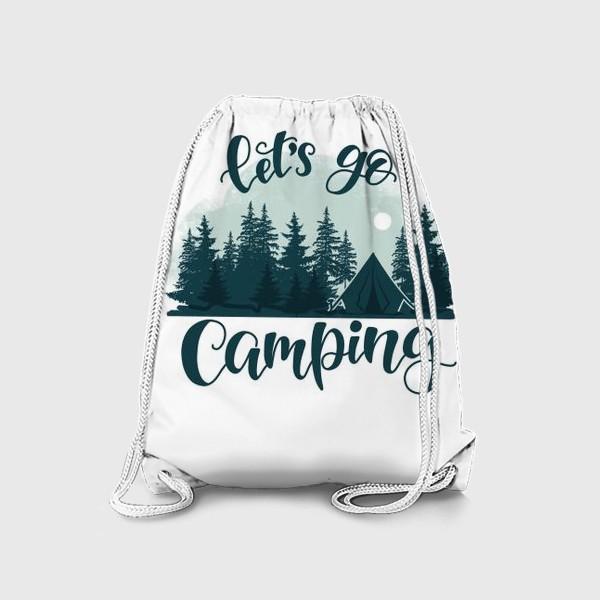 Рюкзак «Let's go Camping»