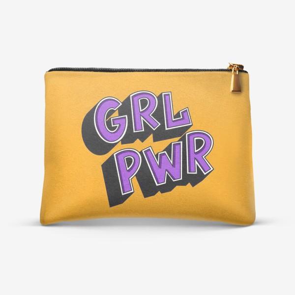 Косметичка «Grl pwr »