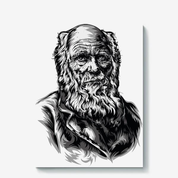 Холст «Дарвин»