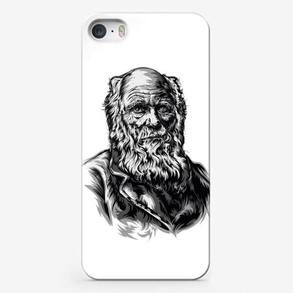 Чехол iPhone «Дарвин»