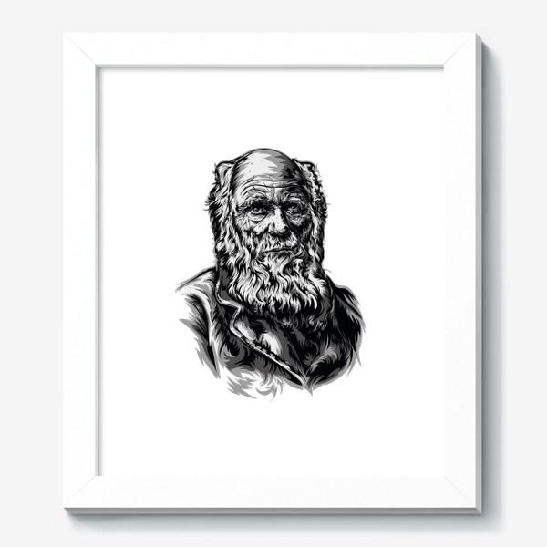 Картина «Дарвин»