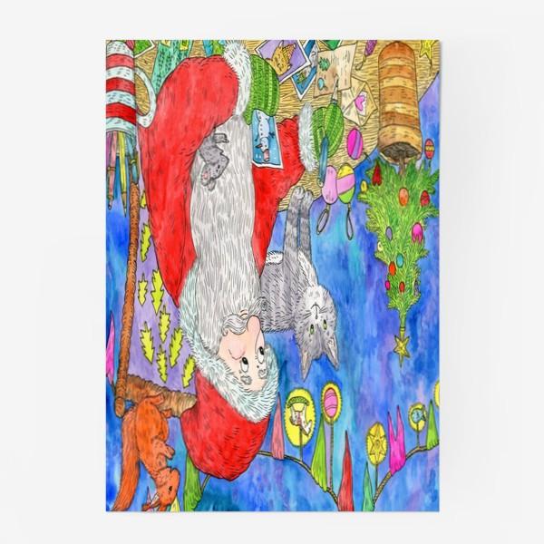Постер «Письмо от Деда Мороза»