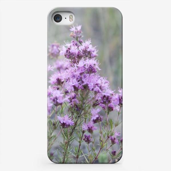 Чехол iPhone «Немного нежности в поле»