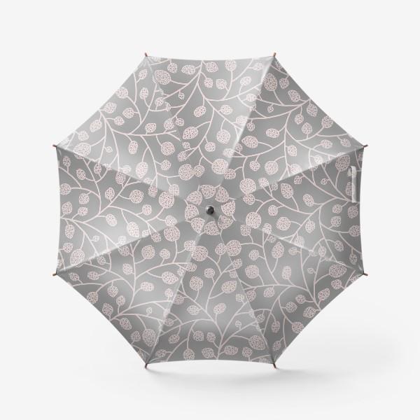 Зонт «Сказочные ветви »