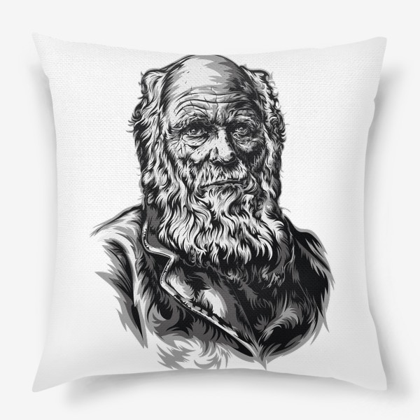 Подушка «Дарвин»