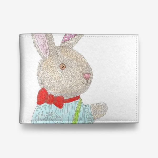Кошелек «Плюшевый кролик»