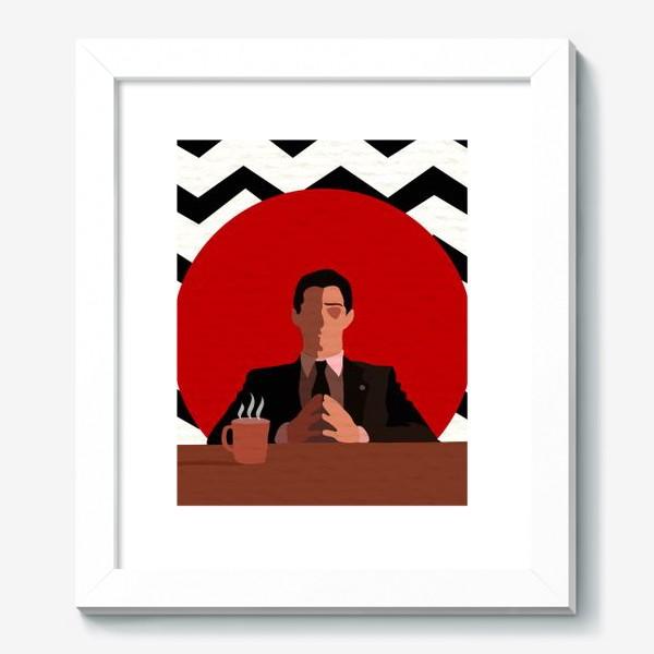 Картина «Твин Пикс: Агент Купер»