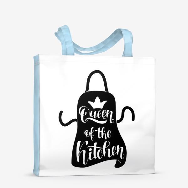 Сумка-шоппер «queen of the kitchen»