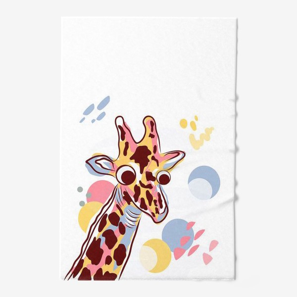 Полотенце «Жираф»