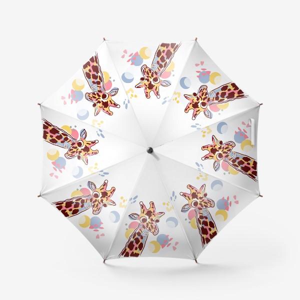 Зонт «Жираф»