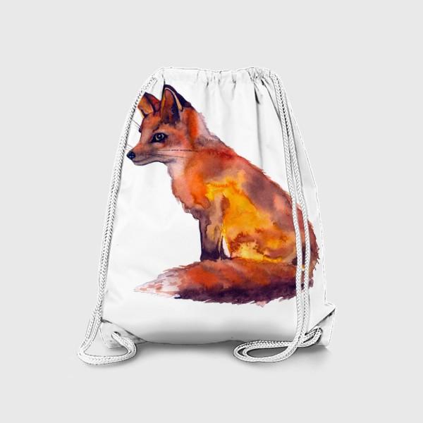 Рюкзак «Лиса рыжая»