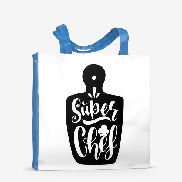 Сумка-шоппер «Super Chef»
