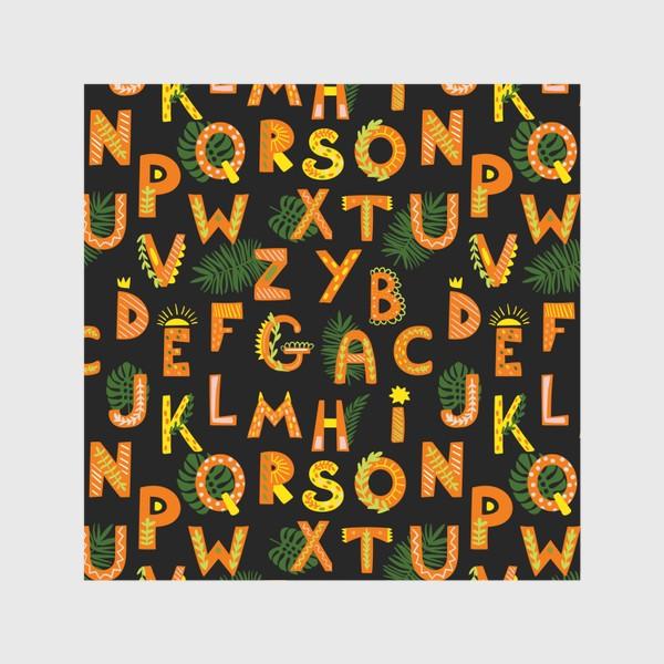 Шторы «Солнечный алфавит»