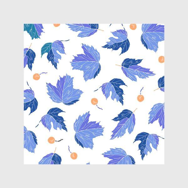 Скатерть «ягоды и листья»