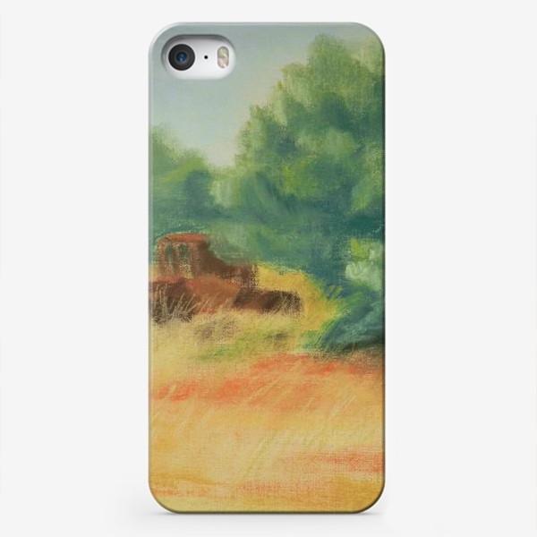Чехол iPhone «Греческая деревня»