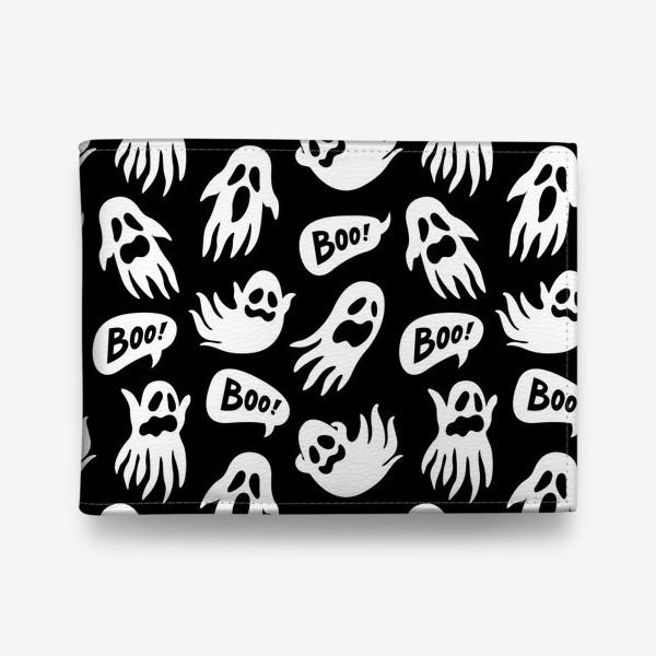 Кошелек «Привидения на хэллоуин»