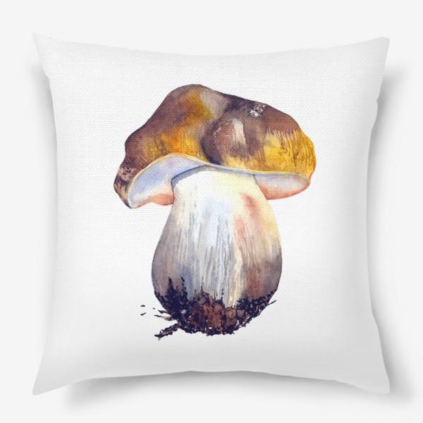 Подушка «белый гриб»